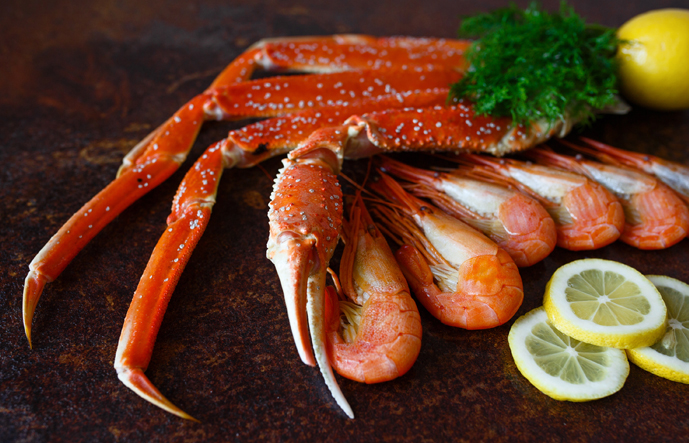 Online Fishmongers Fresh And Frozen Shellfish Delivered